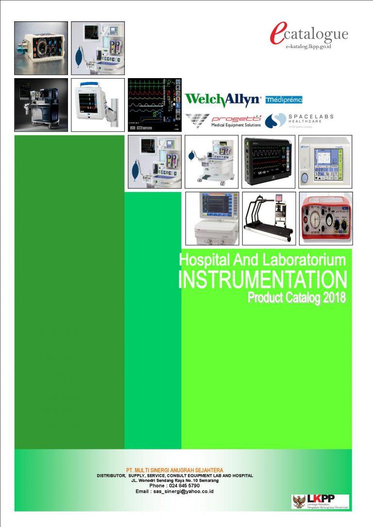 Katalog Instrument Hospital 1