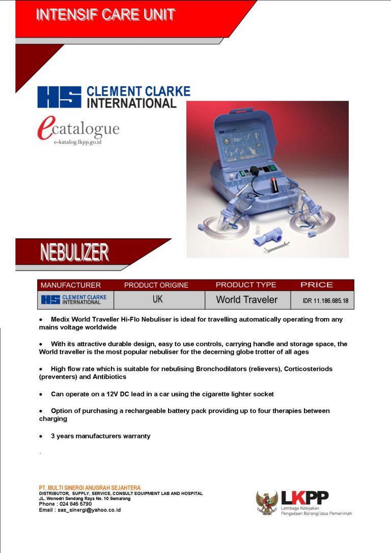 Katalog Instrument Hospital 16