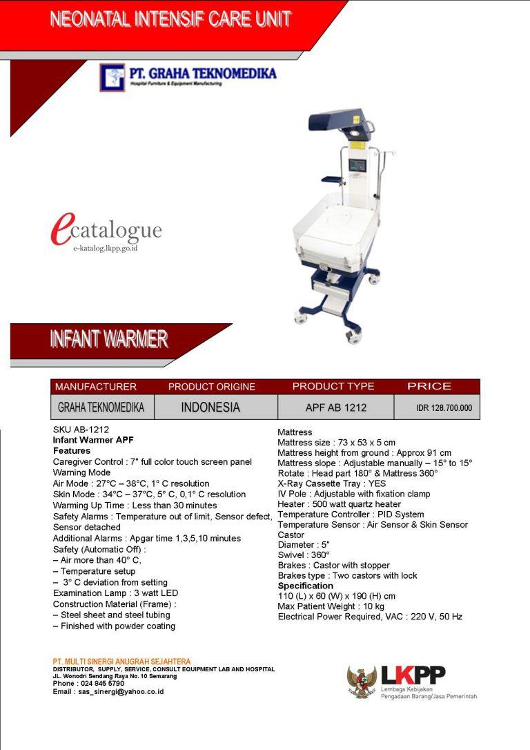 Katalog Instrument Hospital 18