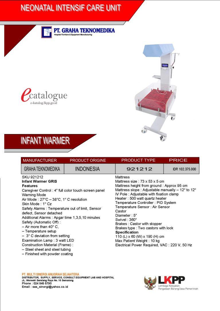 Katalog Instrument Hospital 19