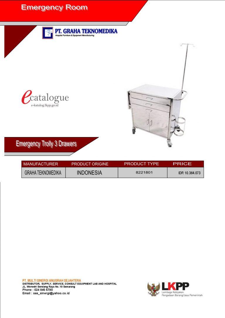 Katalog Instrument Hospital 21