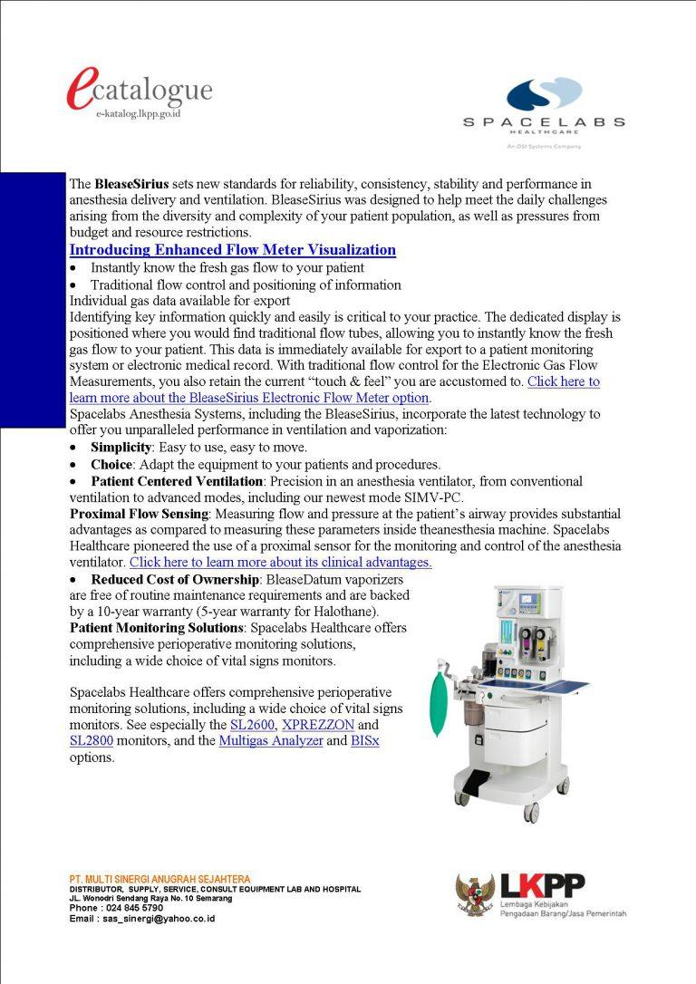 Katalog Instrument Hospital 6